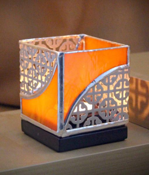 Mosaic 3x3 Orange