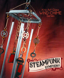 "Wind Chime Series ""Steampunk Symphony"""