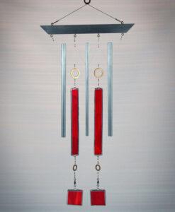Industrial Zen 2.0 - Red (front)