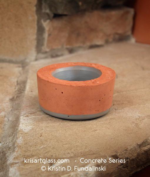 Kris Art Glass - Concrete (Small)