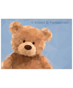 Fundalinski - Low-Poly Teddy Bear