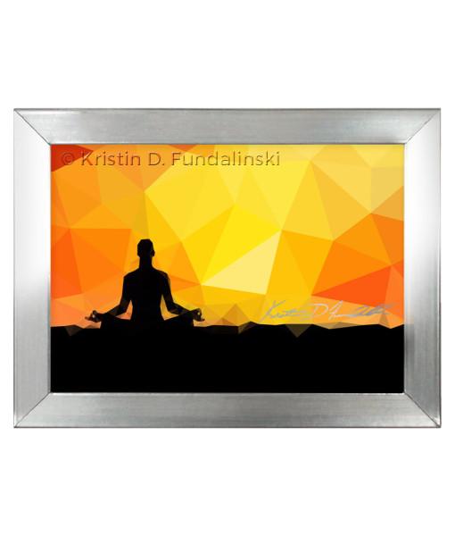 Fundalinski - Low-Poly Yoga