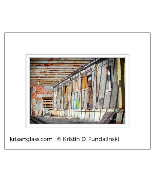 Fundalinski - Abandon Grain Elevators