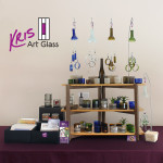 Kris Art Glass - Tabletop Display