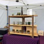 Kris Art Glass - Tent Display Tabletop