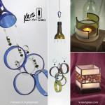 Kris Art Glass - Repurposed Art