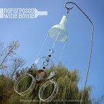 Fundalinski - Wine Wind Chime - Serenity